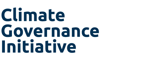 Climate Governance Initiative