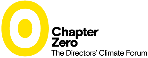 Chapter Zero The Director's Climate Forum